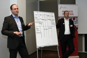 A'PARI Consulting GmbH - Alexander Hoppe (A'PARI Consulting) und Claus Möhler (Applied Security)
